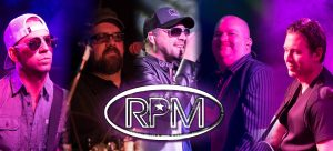 Stone Toad Concert Series- RPM