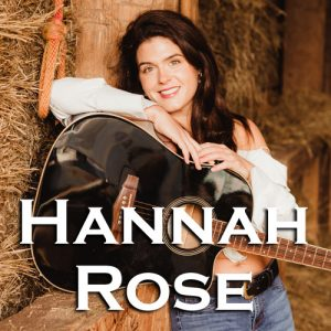 Stone Toad Unplugged - Hannah Rose Acoustic