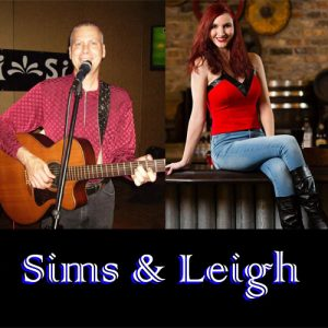 Stone Toad Unplugged - Sims & Leigh