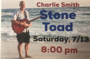 Stone Toad Unplugged - Charlie Smith