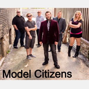 Stone Toad Concert Series - Model Citizens